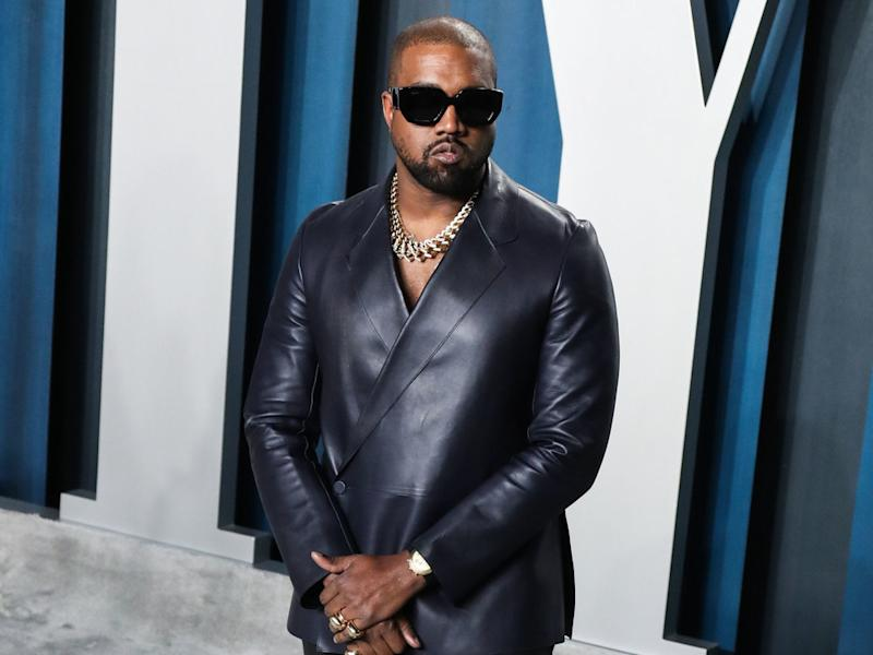 Kanye West protestiert gegen die Musikindustrie. (Bild: Xavier Collin/Image Press Agency/ImageCollect)
