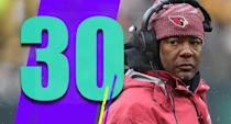 <p>First-year coach Steve Wilks needed that win on Sunday. Maybe he wasn't going to get fired after one season, but it reportedly wasn't totally off the table either. You'd assume a big win at Green Bay quiets any of that talk. (Stave Wilks) </p>