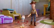 "<p>The fourth installment in the Toy Story franchise introduces a bunch of new characters — Forky, Gabby Gabby, and Ducky and Bunny — and gives them meaty plotlines. But it also answers a question that was already very elegantly answered in <em>Toy Story 3</em>, about what toys do when it's time to move on.</p><p><a class=""link rapid-noclick-resp"" href=""https://go.redirectingat.com?id=74968X1596630&url=https%3A%2F%2Fwww.disneyplus.com%2Fmovies%2Ftoy-story-4%2F2CtjW4tKzIHp&sref=https%3A%2F%2Fwww.redbookmag.com%2Flife%2Fg35149732%2Fbest-pixar-movies%2F"" rel=""nofollow noopener"" target=""_blank"" data-ylk=""slk:DISNEY+"">DISNEY+</a> <a class=""link rapid-noclick-resp"" href=""https://www.amazon.com/Toy-Story-4-Tom-Hanks/dp/B07T86S72Q?tag=syn-yahoo-20&ascsubtag=%5Bartid%7C10063.g.35149732%5Bsrc%7Cyahoo-us"" rel=""nofollow noopener"" target=""_blank"" data-ylk=""slk:AMAZON"">AMAZON</a></p>"