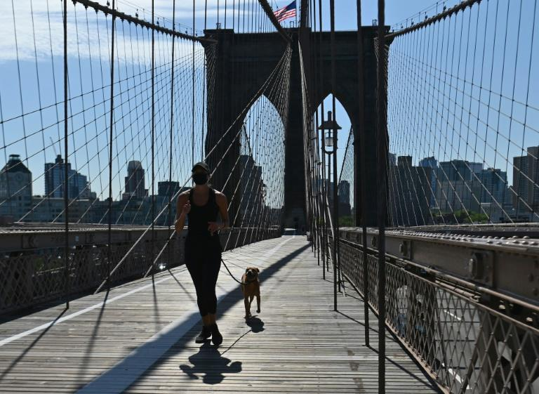 New York is trying to contain the coronavirus with mandatory mask-wearing and the quarantining of some travelers