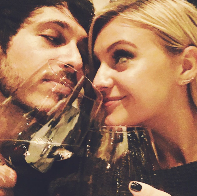 "<p>""We have a 2 week rule. Sometimes we have to have a grace period for an extra day or two, like this time, but we try to never go without seeing each other for more than 2 weeks,"" the singer captioned this romantic pic with her Aussie bf, Morgan Evans. ""Tonight, that looked like two jet-lagged lovebirds having 24 hours together eating pasta and making out in a cute little Italian restaurant in London. We say goodbye again tomorrow, but goodness how 24 hours can feel like forever."" (Photo: <a href=""https://www.instagram.com/p/BaFhsFvl-7u/?taken-by=kelseaballerini"" rel=""nofollow noopener"" target=""_blank"" data-ylk=""slk:Kelsea Ballerini via Instagram"" class=""link rapid-noclick-resp"">Kelsea Ballerini via Instagram</a>) </p>"