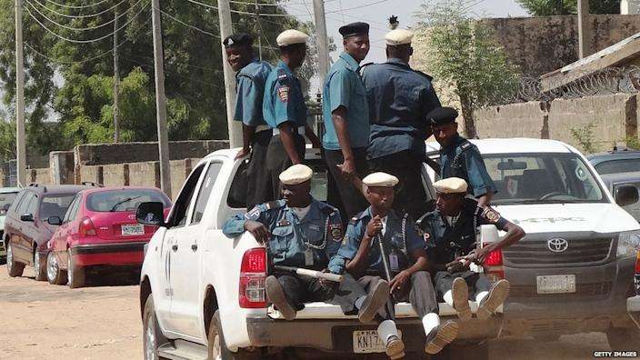 Islamic courts have their own police force in Kano