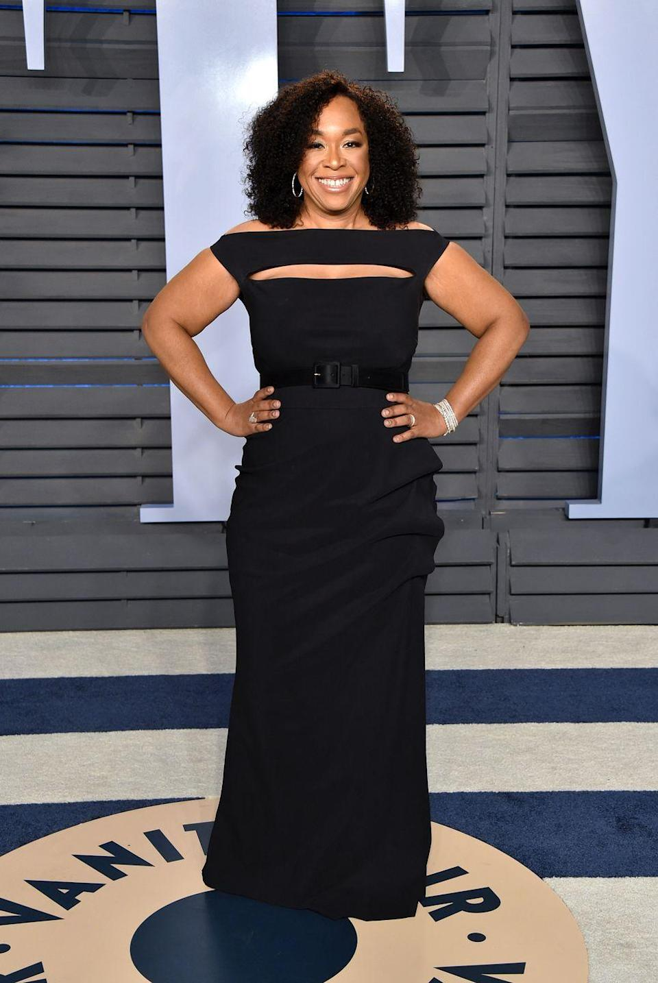 "<p><strong>Claim to fame: </strong>Producer, screenwriter, author</p><p><strong>Why she's extraordinary: </strong>At the helm of beloved shows like <em>Grey's Anatomy, </em><em>Scandal</em>, and <em>How to Get Away With Murder</em>, <a href=""https://www.oprahmag.com/entertainment/books/a25126742/shonda-rhimes-review-michelle-obama-memoir-becoming/"" rel=""nofollow noopener"" target=""_blank"" data-ylk=""slk:Rhimes's"" class=""link rapid-noclick-resp"">Rhimes's</a> production company, Shondaland owns ABC's Thursday night slots. With <em>Grey's</em>, she's the first Black woman to create and produce a top 10 network series. Most recently, Rhimes signed a <a href=""https://www.forbes.com/sites/tonifitzgerald/2018/07/20/inside-shonda-rhimes-150-million-netflix-deal-and-how-it-could-change-tv/#7bae31c023cd"" rel=""nofollow noopener"" target=""_blank"" data-ylk=""slk:multi-year $150 million deal"" class=""link rapid-noclick-resp"">multi-year $150 million deal </a>with Netflix<em>. </em>She's now <a href=""https://www.nytimes.com/2018/07/20/business/media/shonda-rhimes-netflix-series.html"" rel=""nofollow noopener"" target=""_blank"" data-ylk=""slk:developing eight new series"" class=""link rapid-noclick-resp"">developing eight new series</a> for the streaming giant, with the first being the <a href=""https://www.oprahmag.com/entertainment/tv-movies/a34955650/bridgerton-season-2-release-date-cast-news/"" rel=""nofollow noopener"" target=""_blank"" data-ylk=""slk:breakout romantic period drama Bridgerton."" class=""link rapid-noclick-resp"">breakout romantic period drama <em>Bridgerton.</em></a></p>"