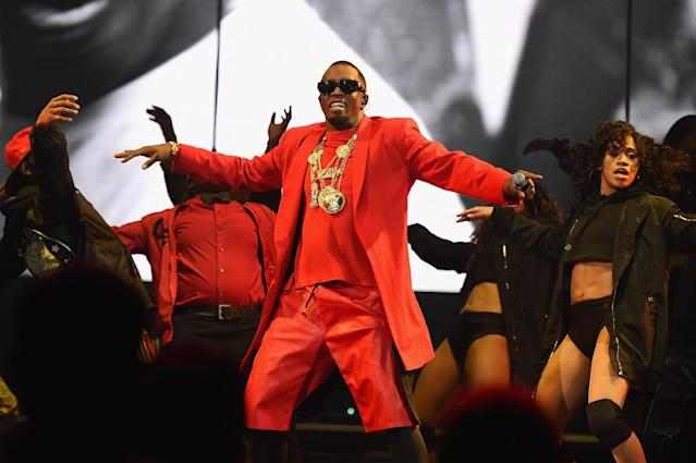 <p>No. 1: Diddy<br>Net worth: $820 million<br>(Digital Spy) </p>