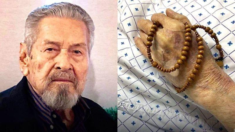 Actor Eddie Garcia dies at 90