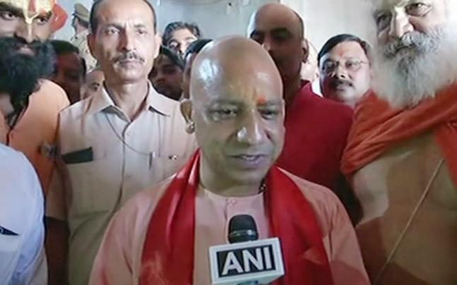 <p>Answering Opposition's criticism on the grand Diwali celebrations in Ayodhya, the Uttar Pradesh chief minister said that no one can question his faith. </p>