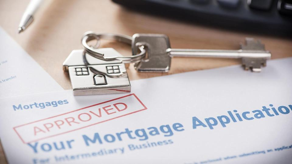 loan approval, mortgage, mortgage application