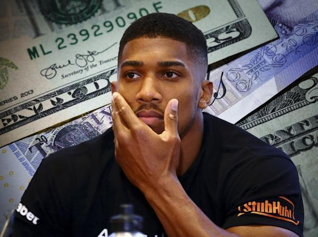 Anthony Joshua vs Joseph Parker: Why claims Joshua could be boxing's first billionaire are nonsense
