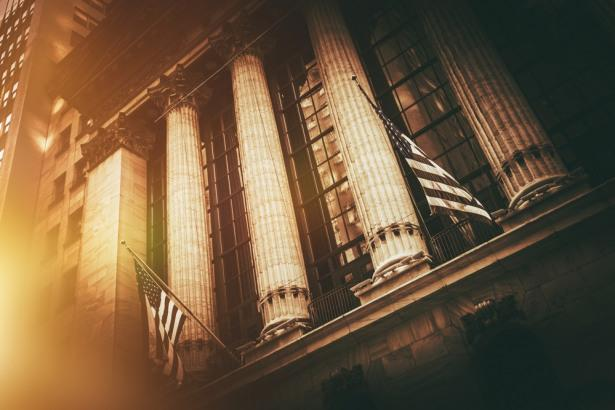 US Stock Market Overview – Stocks Close Lower Led Down By Energy