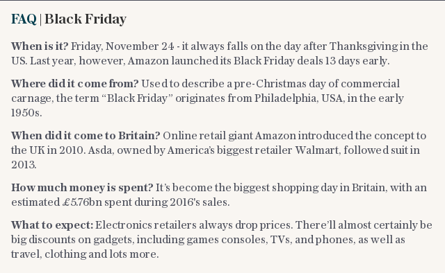 FAQ | Black Friday
