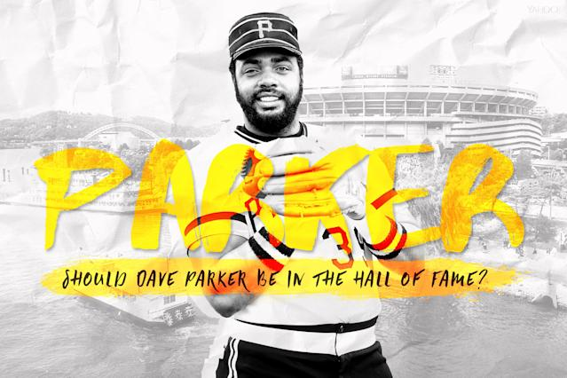 Dave Parker is getting another shot at the Hall of Fame. (Amber Matsumoto / Yahoo Sports)