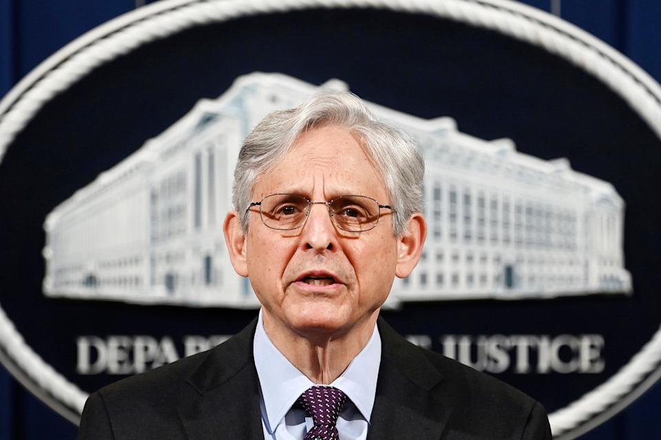 Justice Department Civil Rights (AFP)