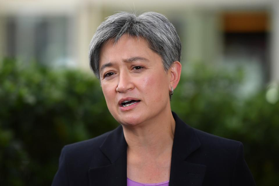 Shadow Minister for Foreign Affairs Penny Wong.