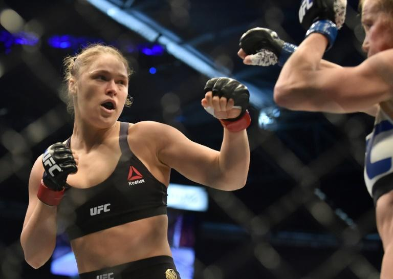 The Ultimate Fighting Championship has made cage fighters like Ronda Rousey into household names