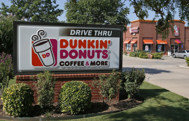 Dunkin testing removal of non-breakfast sandwiches