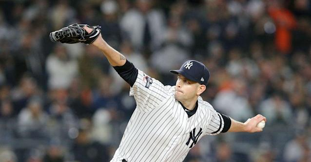 Yankees 2019 Roster Report Card: James Paxton