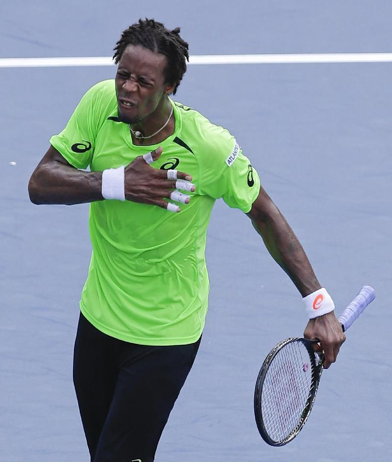 Following his own rules, Monfils into US Open QFs