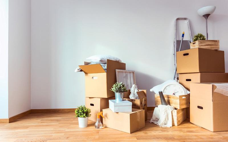 You've packed up all your belongings...now what? Here's how to find a reliable international removal company - Getty Images Contributor