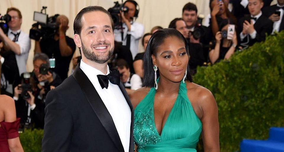 Serena Williams has married Alexis Ohanian