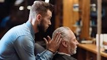 "<p>Another benefit of retirement besides not being required to dress professionally is not having to get your haircut every few weeks. ""You don't have to look perfect anymore,"" Geber said. When you do need your hair cut, some Supercuts locations offer discounted haircuts every Tuesday.</p>"