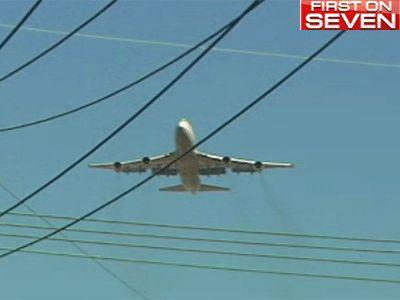 Sydney aircraft noise on the rise