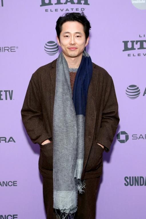 """Actor Steven Yeun is the star of """"Minari,"""" the story of South Korean immigrants to America which could be this year's """"Parasite"""""""