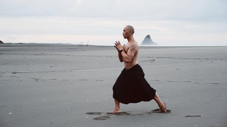 Strengthen your body and mind with virtual yoga (Photo: Tourism New Zealand)