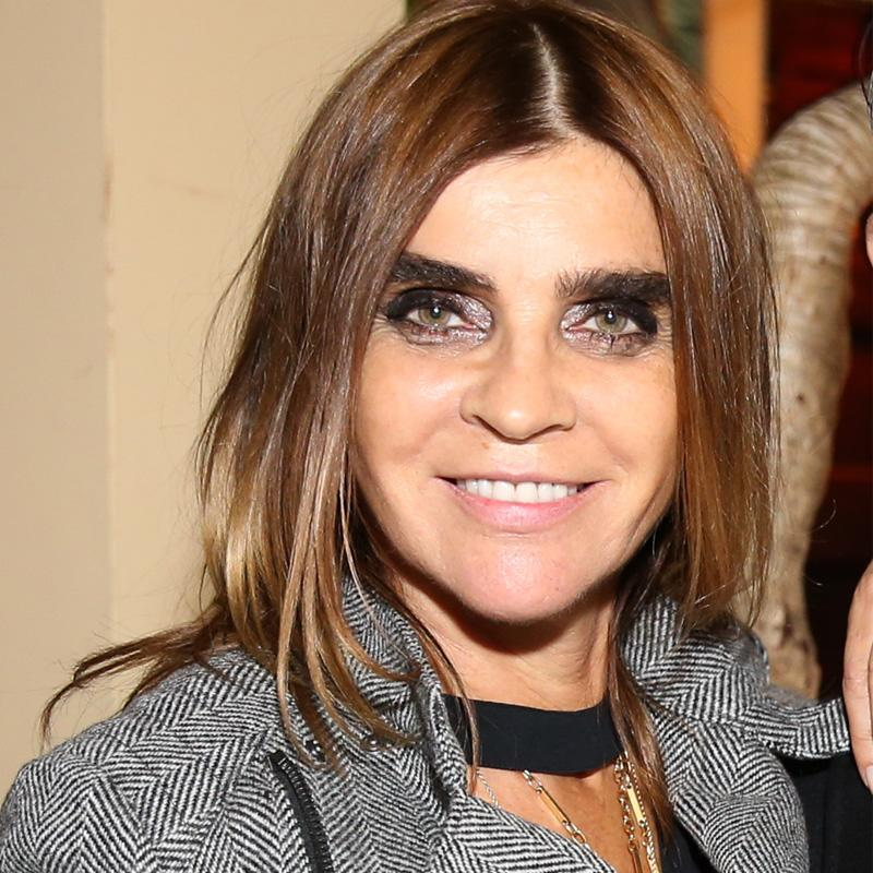 Carine Roitfeld S Latest Uniqlo Collab Has Arrived And It