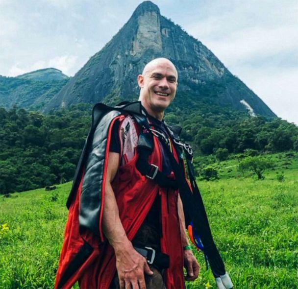 PHOTO: Donald Zarda, seen here in an undated photo, died in a base jumping accident in October 2014. (Zarda Estate)