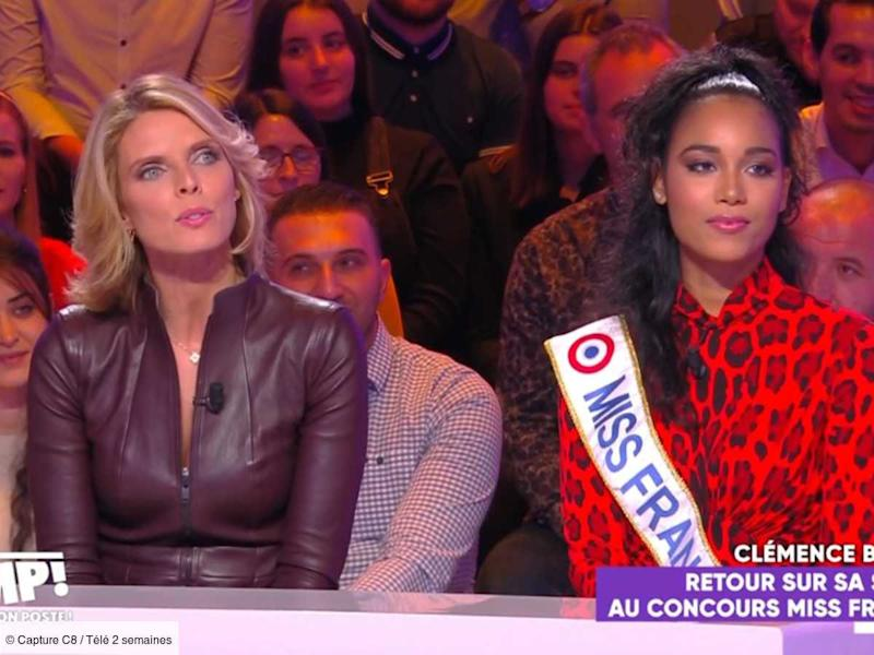 Miss France : Sylvie Tellier justifie, de manière surprenante, la victoire surprise de Clémence Botino (VIDEO)
