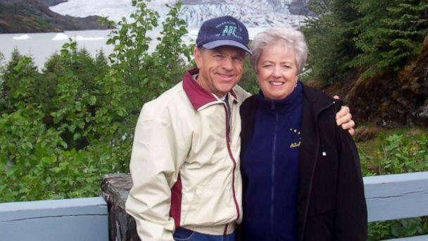 PHOTO: James and Donna Eaton, who were married for 58 years, were killed, March 3,2020, when three tornadoes struck parts of Tennessee, including their community of Mount Juliet. (Courtesy Jake Hardy-Moore)