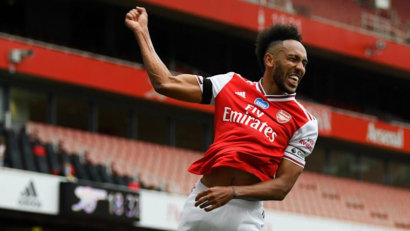 'Aubameyang staying is very important to me' - Willian demands Arsenal keep hold of star striker