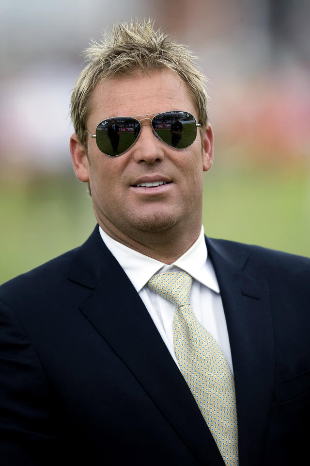 File photo dated 19/07/2009 of Shane Warne.