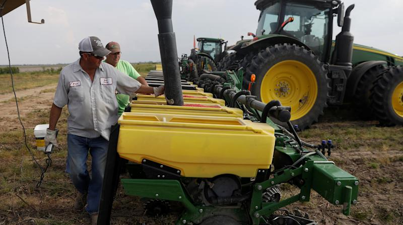As Trade War Begins, Feds Eye $30 Billion Bailout Fund For Farmers Facing Losses