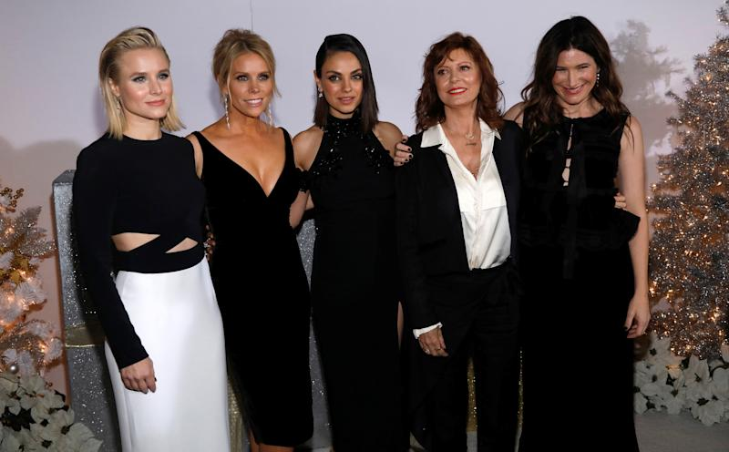 """""""A Bad Moms Christmas"""" is in theaters now. (Mario Anzuoni / Reuters)"""