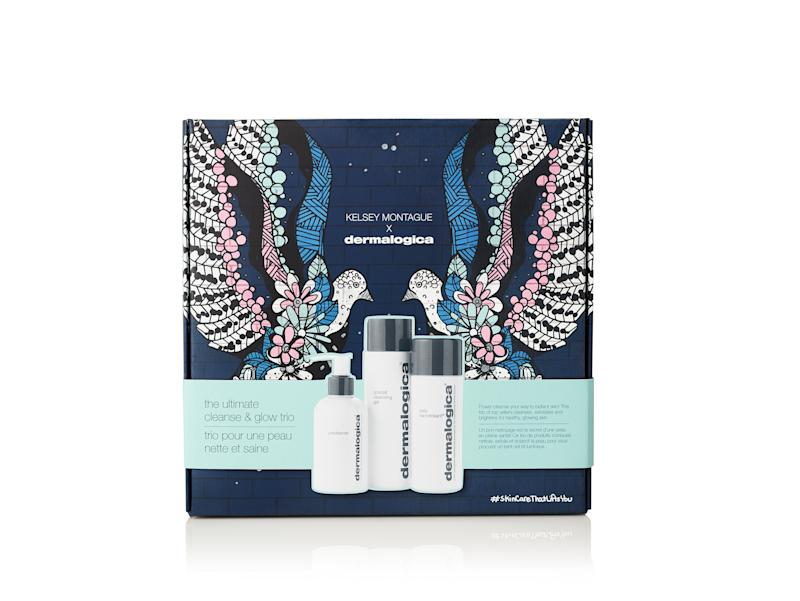 Dermalogica The Ultimate Cleanse & Glow Trio - $137