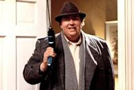<ul> <li><strong>What to wear:</strong> A long gray scarf, a classic trench coat with a matching fedora, a cigar, and a screwdriver.</li> </ul>