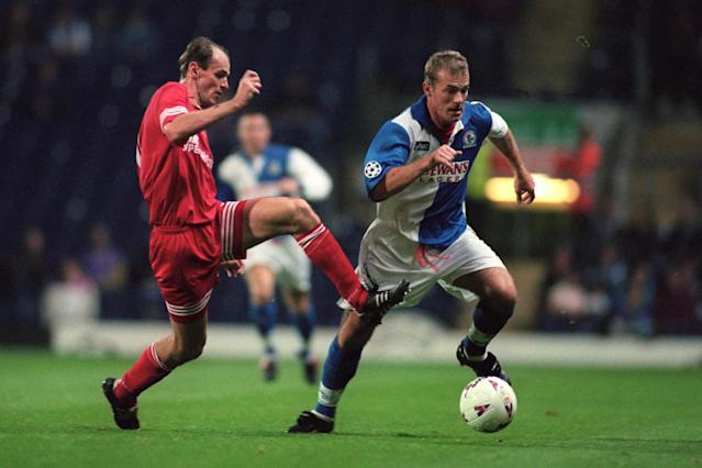 <p>Although Rovers did not retain the Premier League title and finished seventh, Shearer won the Golden Boot for the second year in a row, scoring 31 goals in 35 games. </p>