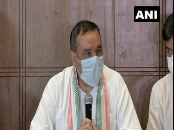 National Commission for Scheduled Castes chief, Vijay Sampla (Photo/ANI)