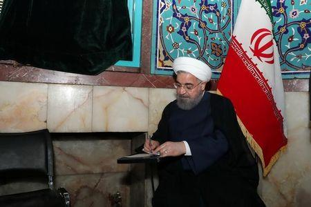 Trump likely to keep pressure on Iran after Rouhani election win