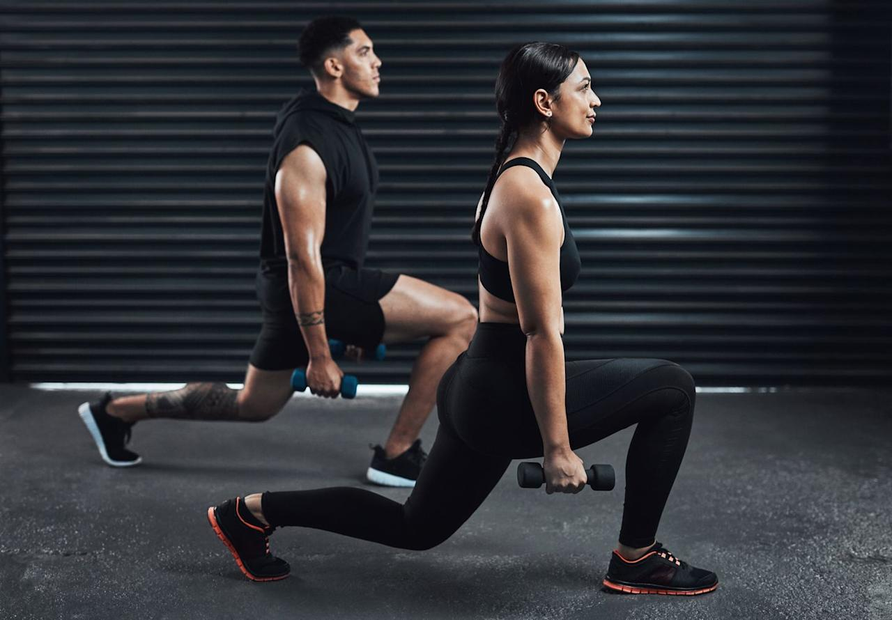 """<p>On a cellular level, your workouts are powered by a chemical compound called adenosine triphosphate (ATP), which is what essentially supplies the energy necessary for metabolism. """"The more ATP [you use working out], the more calories needed to help produce more ATP for recovery,"""" says Steve Proniewych, exercise physiologist at <a href=""""https://highperformancept.nyc/"""">High Performance Physical Therapy</a>.  </p>"""