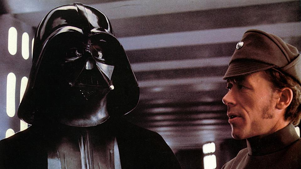 Darth Vader actor Dave Prowse passed away at the age of 85 on Sunday following a short illness. Photo: Getty
