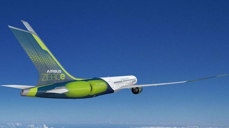 Airbus to launch hydrogen-powered commercial aircraft by 2035