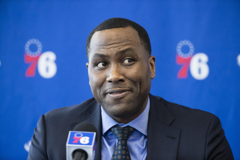 Knicks targeting Elton Brand for GM