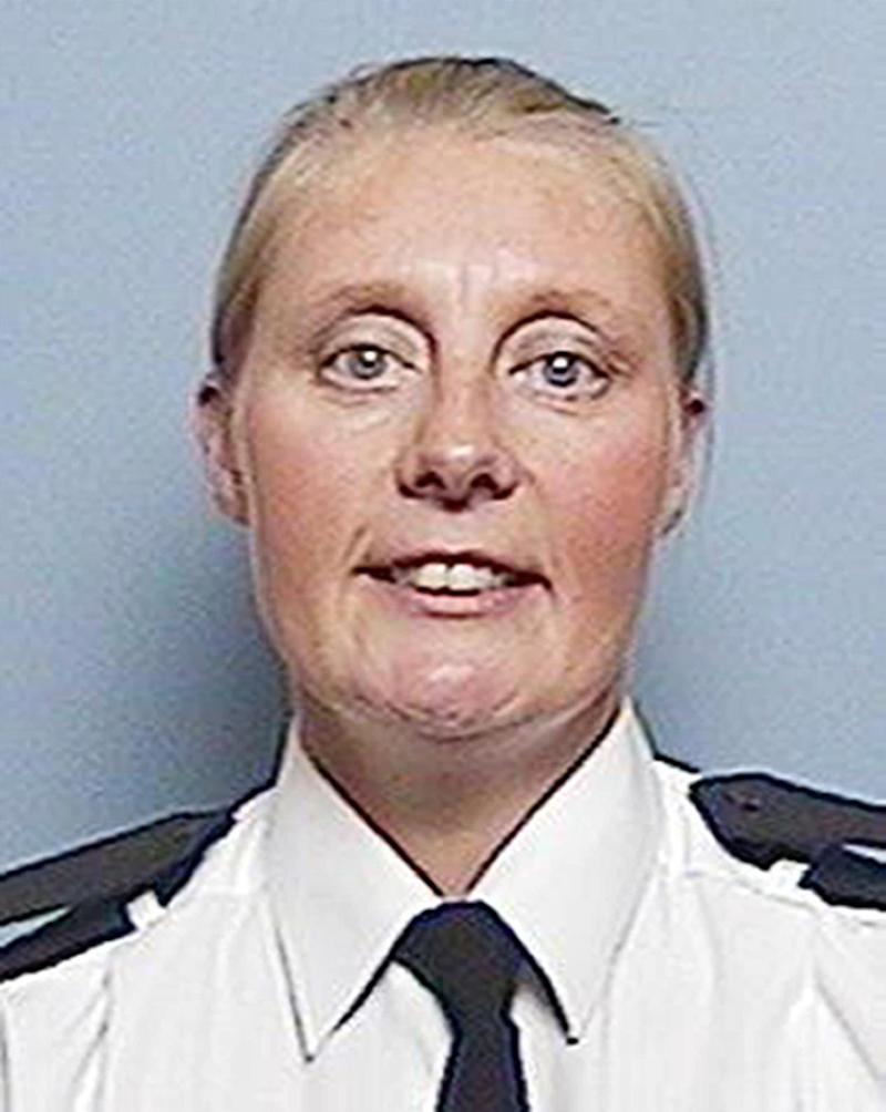 West Yorkshire Police handout photo released Sunday November 20, 2005 of murdered WPC Sharon Beshenivsky who was shot in Bradford.