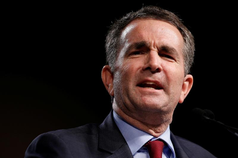 Lt. Gov Ralph Northam, the Democrat running for governor in Virginia, is facing attacks from his opponent for a policy that restores voting rights to former felons. (Jonathan Ernst/Reuters)