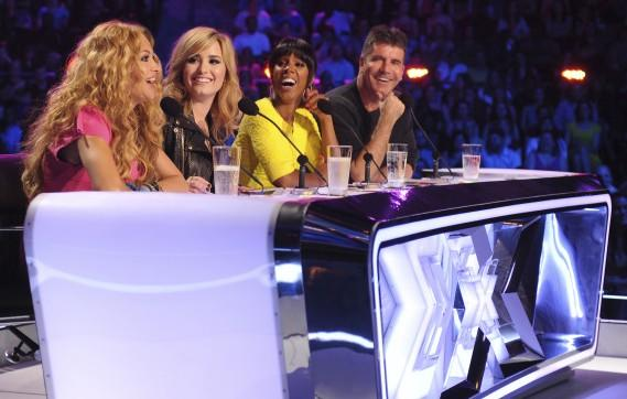 First Look At New 'X Factor' Judges: Photo