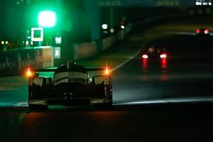 Fernando Alonso returned to the wheel of the #8 Toyota and is comfortably quicker than the #7, although it still leads the Le Mans 24 Hours by just under two minutes