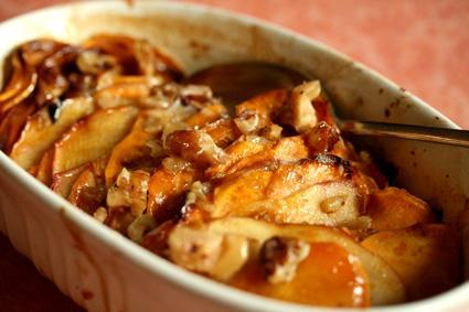 "<p>Sweet meets tart in this take on sweet potatoes. Iserloh suggests using a Japanese mandoline to slice your apples and sweet potatoes for a uniform presentation, while the addition of honeyed walnuts adds some sugar and crunch to the dish. <br><br><a href="" http://skinnychef.com/blog/sweet-potatoes-and-apples-for-thanksgiving"" rel=""nofollow noopener"" target=""_blank"" data-ylk=""slk:Get the recipe"" class=""link rapid-noclick-resp"">Get the recipe</a> </p>"