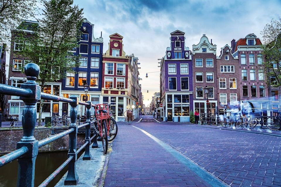 <p>There was discreet jubilation in the Netherlands last month after it was announced that Amsterdam had ousted London from its historic position as Europe's largest share trading hub  </p> (Shutterstock / InnervisionArt)